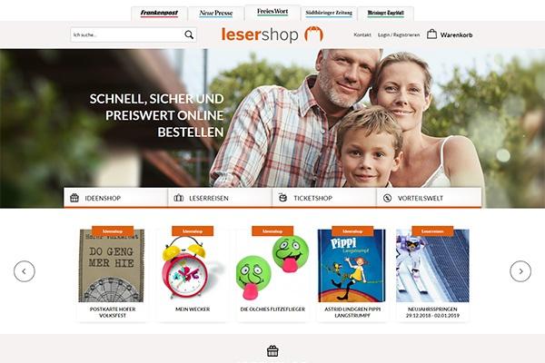 Lesershop-Online